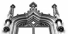 Detail v architektuře - Neogotika