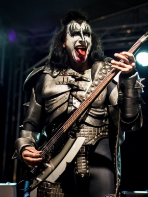Ivan Farbák - KISS Forever band III.
