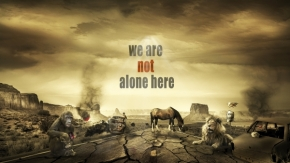 Ota Halbich - We Are Not Alone Here